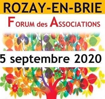 FORUM DES ASSOCIATIONS DE ROZAY-EN-BRIE 2020