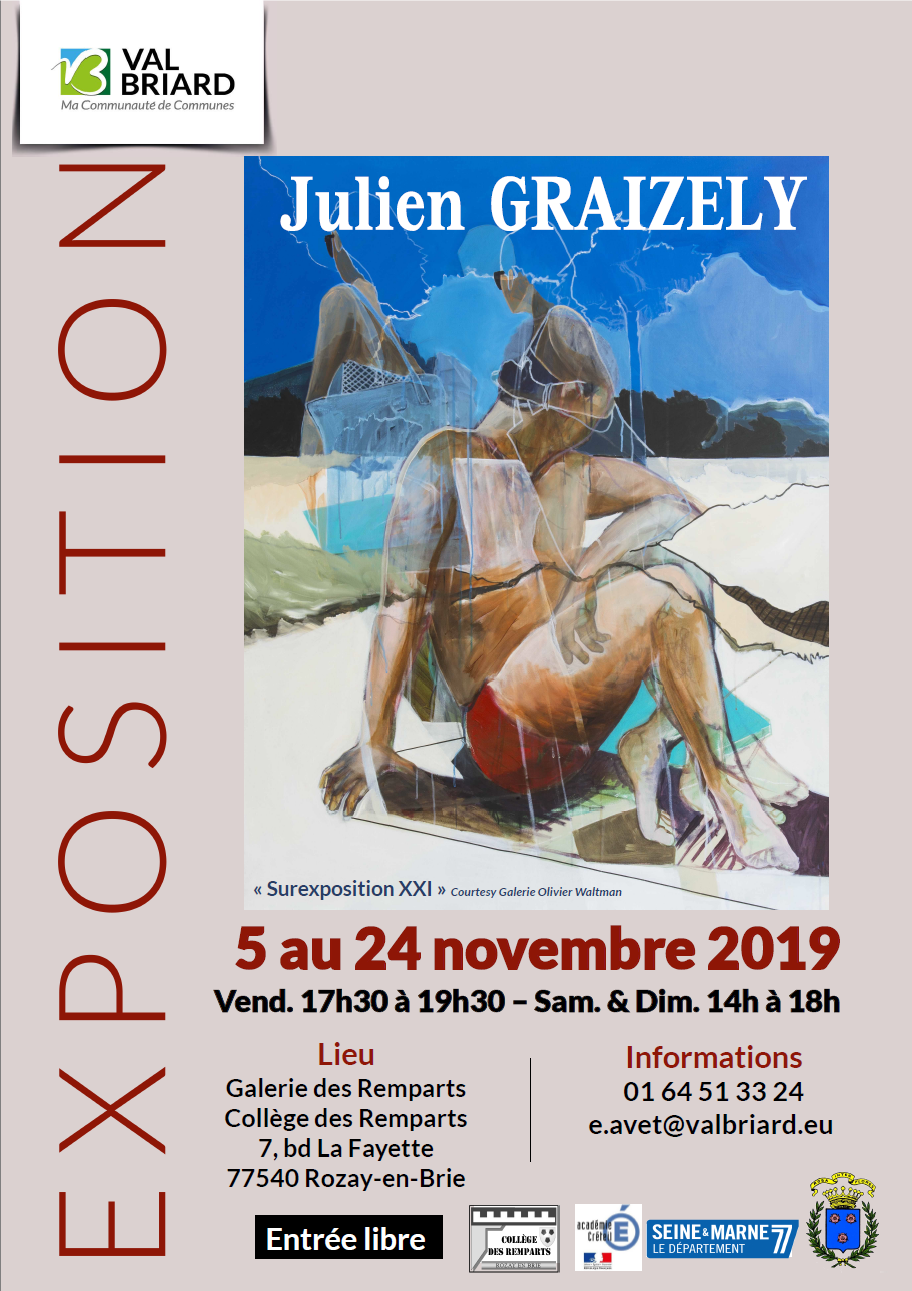 EXPOSITION – Julien GRAIZELY