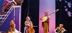 """""""UN SONGE D'UNE NUIT D'ÉTÉ"""" Théâtre et chant Lyrique"""