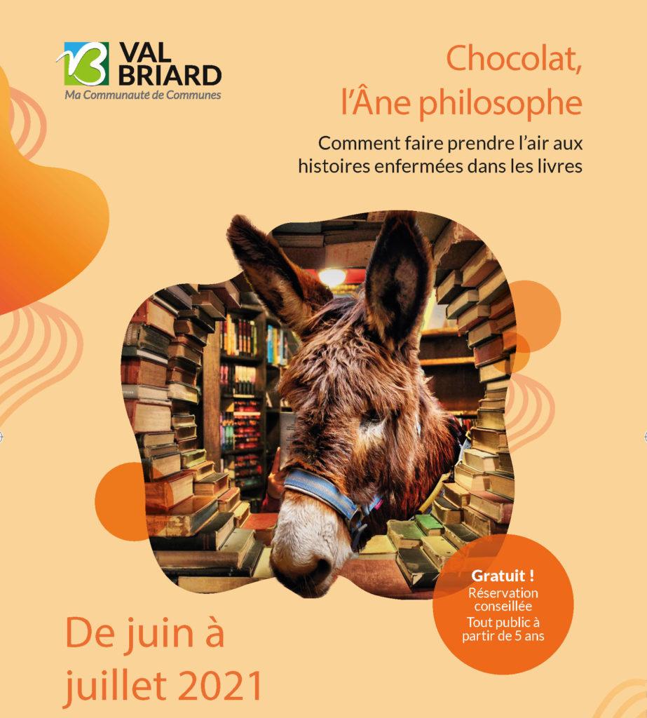 CHOCOLAT, L'ÂNE PHILOSOPHE